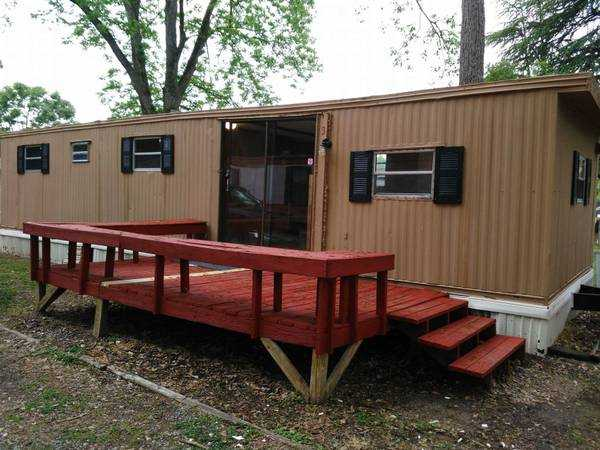 8 Unit Mobile Home Park 1