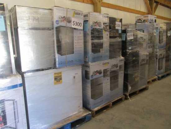 South Carolina : Pallets of Appliances at Wholesale - $250