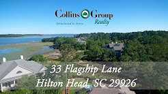 Hilton Head, SC | Luxury Real Estate DRONE TOUR