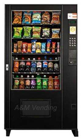 Vending Route For Sale 3 Machines On Location