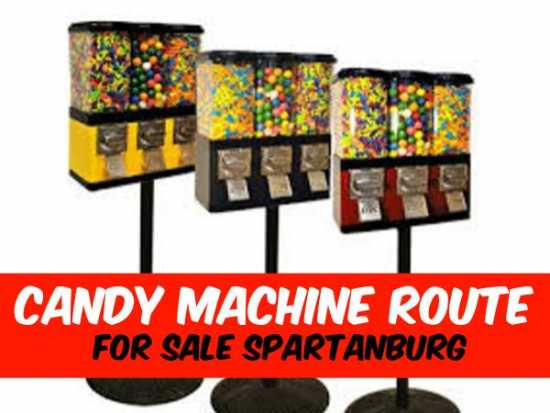💲Vending Route In Spartanburg💲 - $10500 (Spartan