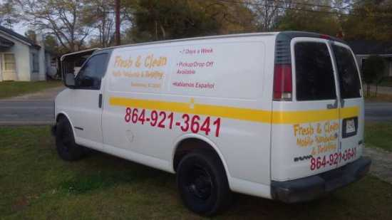Mobile Wash and Detailing Business For Sale