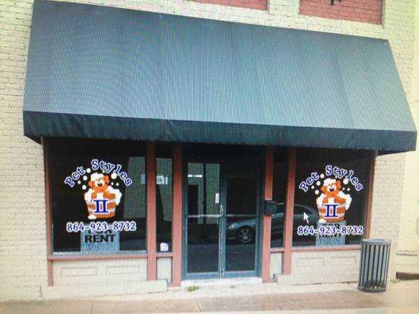 South Carolina : Dog Grooming Shop for sale - $12000 (200