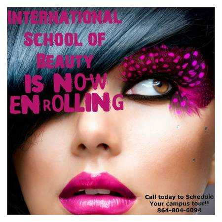 International School Of Beauty (Spartanburg, SC)