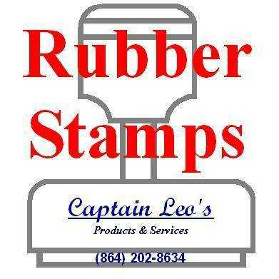 Rubber Stamps and Other Business Printing