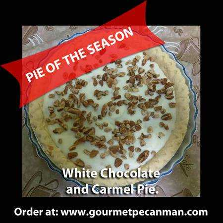 Gourmet Pecan - Pies, Cookies, Coated (Greenville)