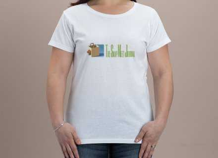 THE SWAP MEET JOURNAL WOMAN'S T-SHIRT