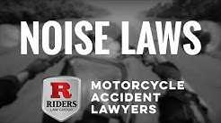 South Carolina Noise Laws for Motorcycles | SC Mot