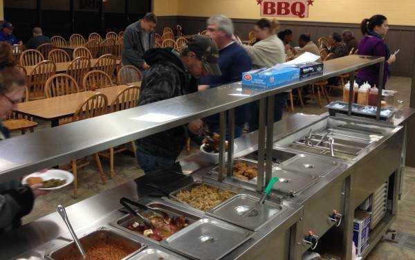 South Carolina Restaurant Kitchen Equipment Bbq Sale