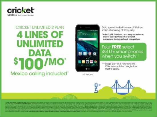 Free phone when you switch carrier (654 fairview )