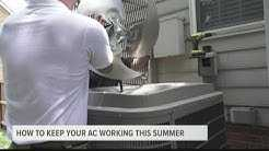 Air conditioning laws in South Carolina