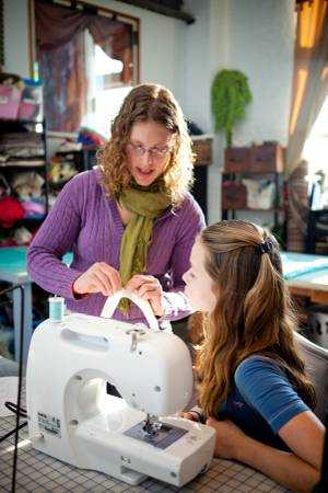 Teen Sewing Class (248 Haywood Rd)