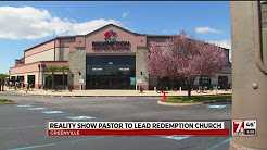 Reality show pastor to lead Redemption Church in G