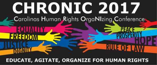 CHRONIC 2017 Carolinas Human Rights Organizing