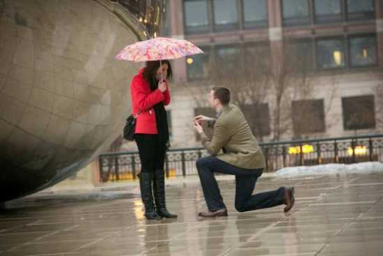 Paparazzi Proposals 247, Surprise Engagement Photo