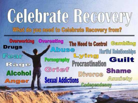 Celebrate Recovery Helpers/Leaders