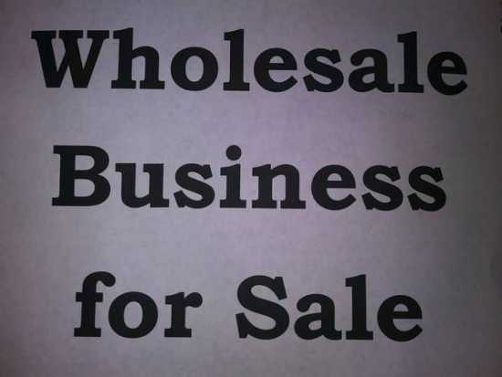 Wholesale Business for Sale - $30000